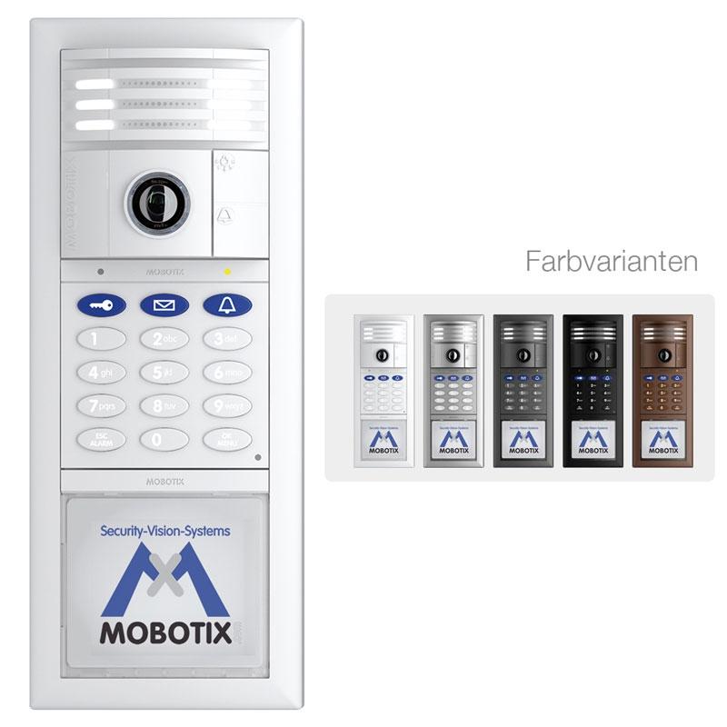 IP-Video-Türstation T25 - Mehr Übersicht. Mehr Sicherheit. Mehr Möglichkeiten.
