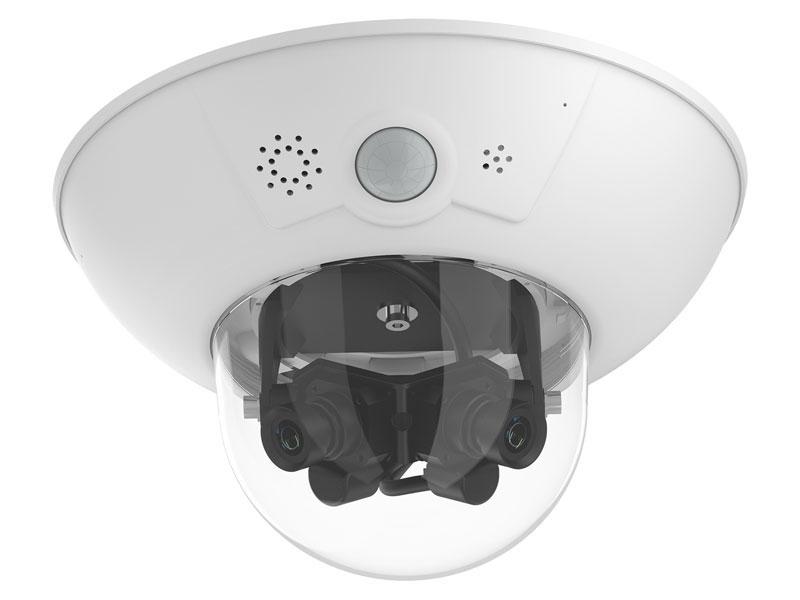 DualDome D15/D16 - Eine Kamera. HiRes hoch zwei.